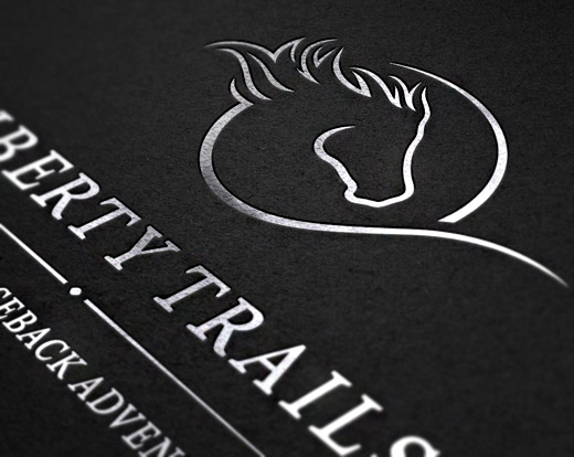 Liberty Trails brand development and website design