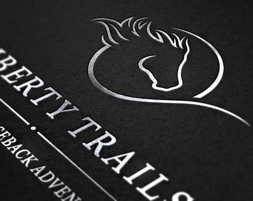 Liberty Trails brand development and website design