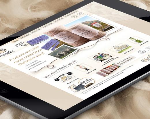 Twool ecommerce website design