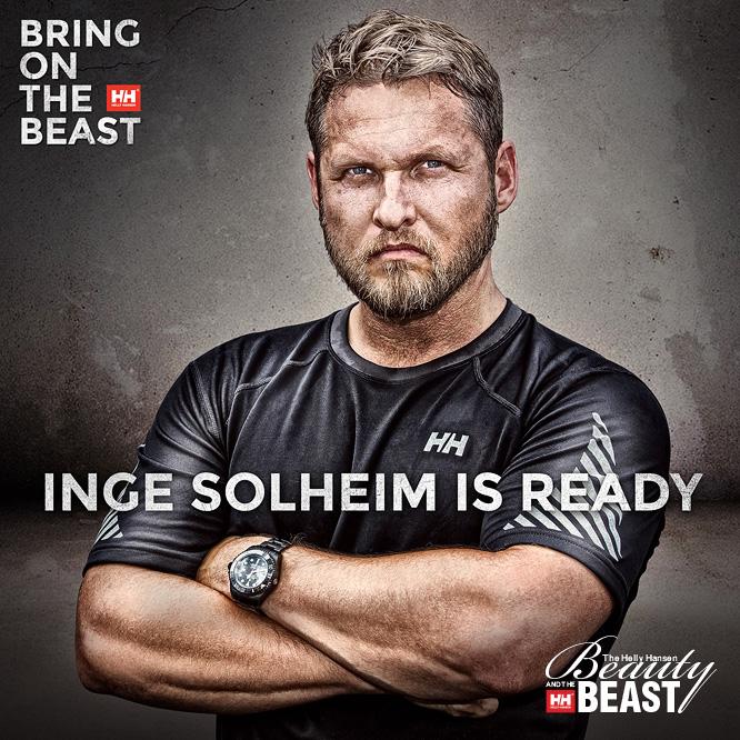 Helly Hansen Bring on the Beast - Inge Solheim