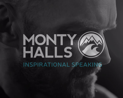 Monty Halls Inspirational Speaking video