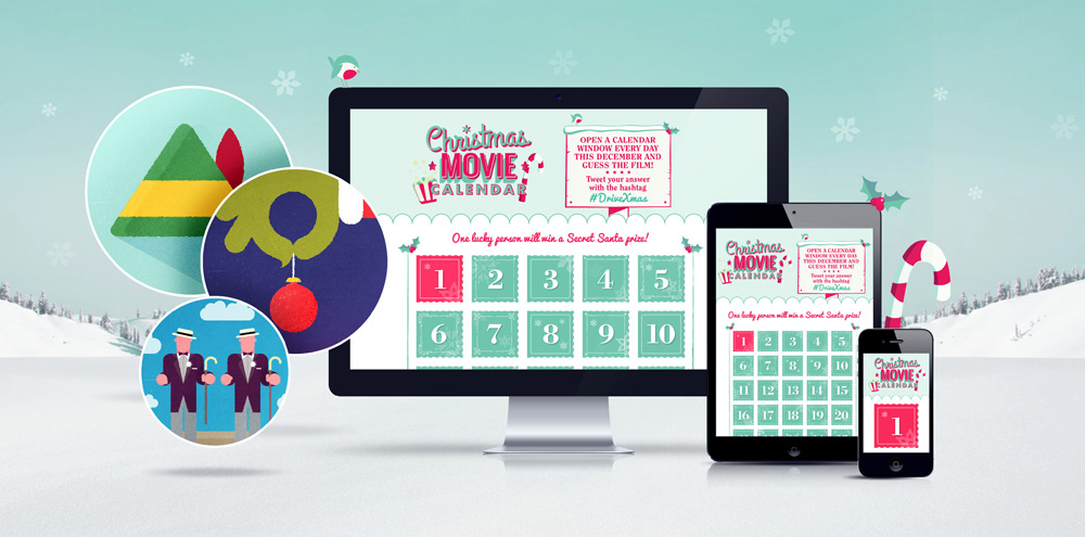 Our christmas web app