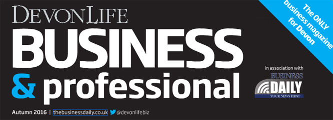 Devon Life Business & Professional coverage