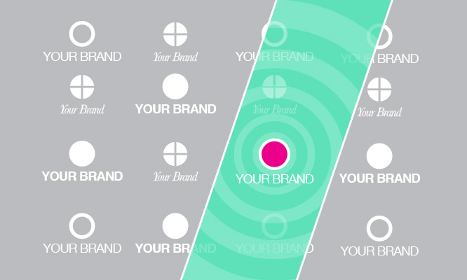 How do you make your brand stand out from the crowd?