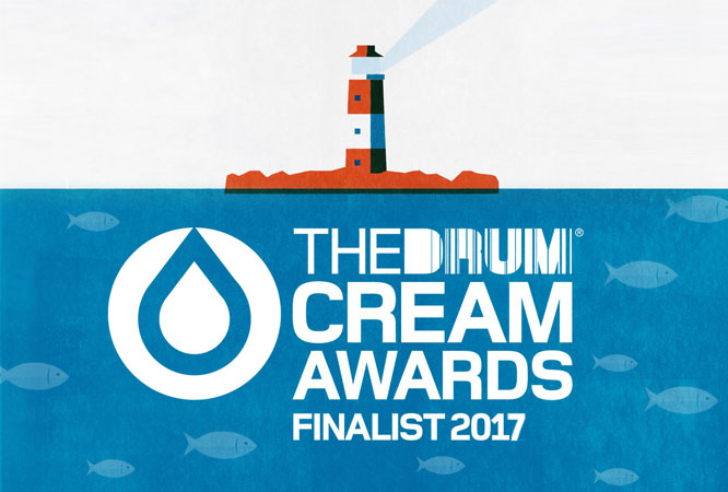 The Drum Cream Awards Animation Finalist