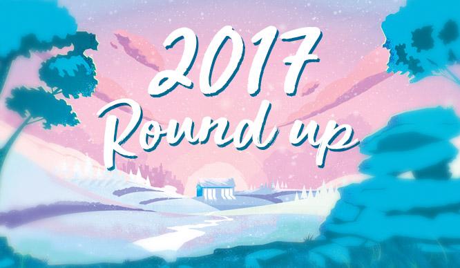 Drive's 2017 round-up
