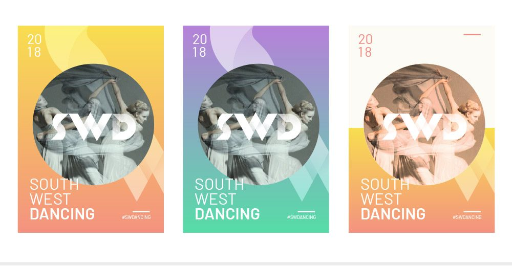Brand Identity: South West Dancing