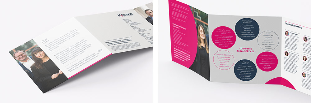 Drive Creative Studio - Kitsons Solicitors