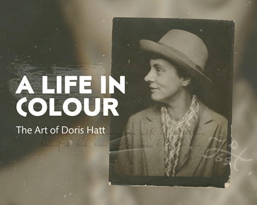 Doris Hatt – A Life in Colour animation